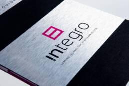 Bachelorarbeit Corporate Identity, Corporate Design, Brand Guide, Style Guide, Integro