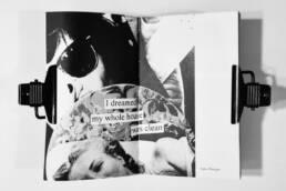 Buchgestaltung, Fotografie, Werbetexte, Projekt Social Adaption Chicago, Layout Bild 1
