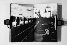 Buchgestaltung, Fotografie, Werbetexte, Projekt Social Adaption Chicago, Layout Bild 13