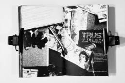 Buchgestaltung, Fotografie, Werbetexte, Projekt Social Adaption Chicago, Layout Bild 14