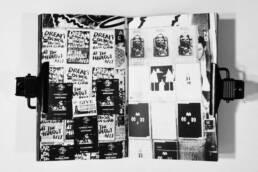 Buchgestaltung, Fotografie, Werbetexte, Projekt Social Adaption Chicago, Layout Bild 5