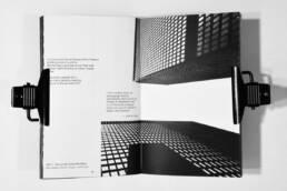 Buchgestaltung, Fotografie, Werbetexte, Projekt Social Adaption Chicago, Layout Bild 6