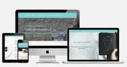 Mobiler Eisverkauf 24, Logo Design, Website (Responsive Webdesign) mit WordPress, Werbetexte, Content Marketing, Instagram Auftritt und Posts, Facebook Auftritt und Posts, Banner, Blogbeiträge, Visitenkarten, Briefkopf, Produkt-Fotografie von Franca Siegel
