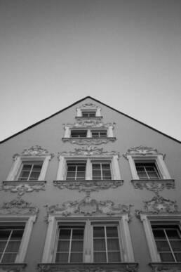 Fotoserie Projekt Baudenkmal, Fakultät Gestaltung Würzburg, Aufnahme 4