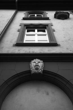 Fotoserie Projekt Baudenkmal, Fakultät Gestaltung Würzburg, Aufnahme 5