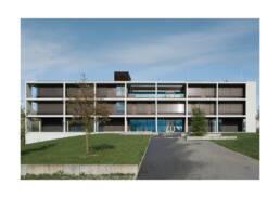 Fotoserie Universität Würzburg, Projekt Urbanismus, Zentrales Hörsaal- und Seminargebäude