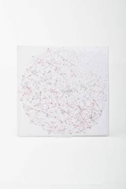 franca.siegel - Konzept, Design & Beratung, Projekt Kontinuum Cover Atome Gestaltung