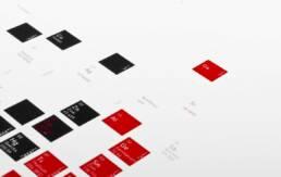 franca.siegel - Konzept, Design & Beratung, Projekt Kontinuum Cover Periodensystem, einzelne Grafische Elemente