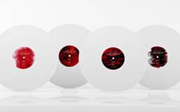 franca.siegel - Konzept, Design und Beratung, Projekt Kontinuum, Schallplatten