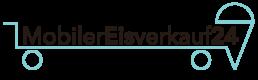 Logo Design Franca Siegel, Grafikdesignerin und WordPress Webdesign aus Würzburg, Projekt Mobiler Eisverkauf 24