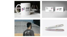 Werbemittel Design, ZRF Zweckverband für Rettungsdienst und Feuerwehralarmierung Würzburg