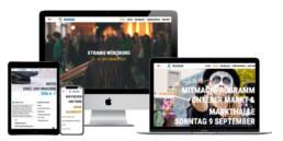 Webdesign, Projekt STRAMU Würzburg